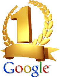 getting page one google search results